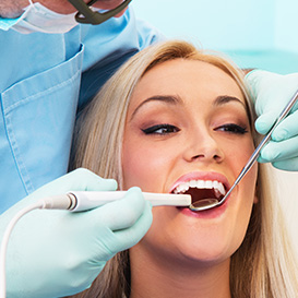 Dental Procedure Concept